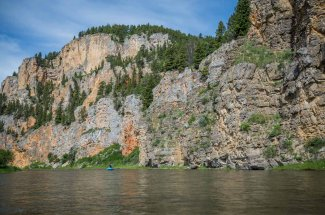 Fishing gem of Montana, the Smith River