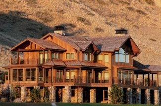 Montana fly fishing packages at Grey Cliffs Ranch