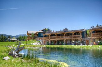 Fishing packages are available at Rainbow Ranch Lodge