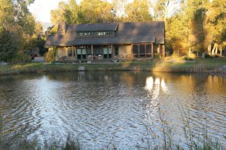 Enjoy Healing Waters Lodge
