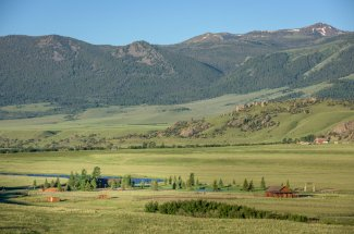 Located in the heart of the Madison River valley