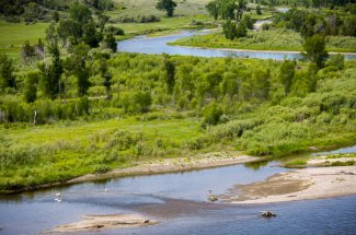 Enjoy a float and camping trip fishing Montana's rivers