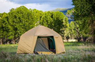 Montana camping and fishing trips