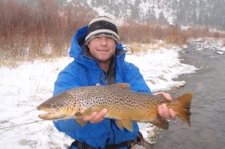 Fishing on Montana's fabled trout rivers