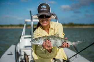 Catch of the day - Bonefish