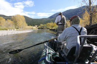 Boulder River Fly Fishing, Montana Fishing Lodges