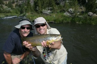 Montana Fishing Trips, Montana Fly Fishing
