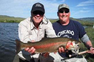 Montana Private Water Fishing