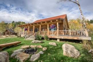 Montana Angler Fly Fishing Vacation Cabin Rental