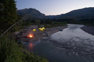 Bob Marshall Wilderness Camp