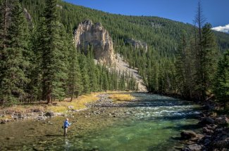 Gallatin River Montana