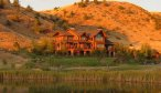 Montana Fishing Lodges, Grey Cliffs Ranch Lodge