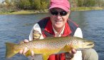 Madison River Fishing Guides, Montana Angler