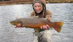 Yellowstone Park Fly Fishing, Montana Angler