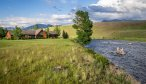 Madison River Lodge fly fishing