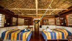 Mexican fly fishing bedroom