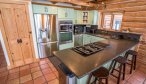 Angler's Haven Vacation Rental Kitchen