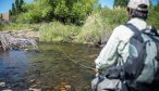 Fly Fishing in Argentina small streams