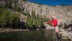fly fishing firehole canyon