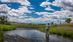 private water fly fishing trips