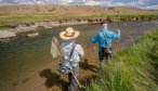 Montana small stream fishing