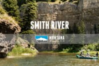 Fly Fish the Smith River Canyon 5 day Expedition