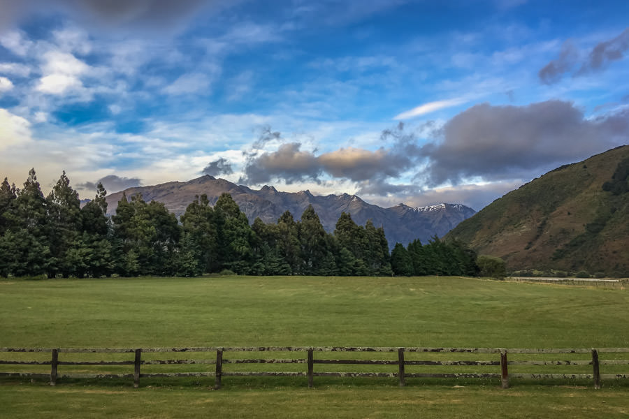 New Zealand fly fishing lodge