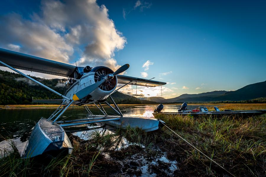 Intricate Bay Lodge has numerous jet boats stashed on rivers across the Bristol Bay region allowing for amazing variety. On our final day we made a 30 minute flight to the mouth of the Iliamna river where 2 of the lodges boats awaited