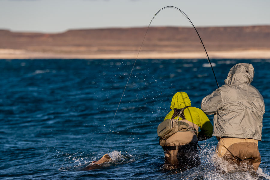 """This was one of the easiest and most productive beats of the trip. Not only can you target fish that are entering the river you can also target fish that are cruising to and from the Bay of Pigs."""