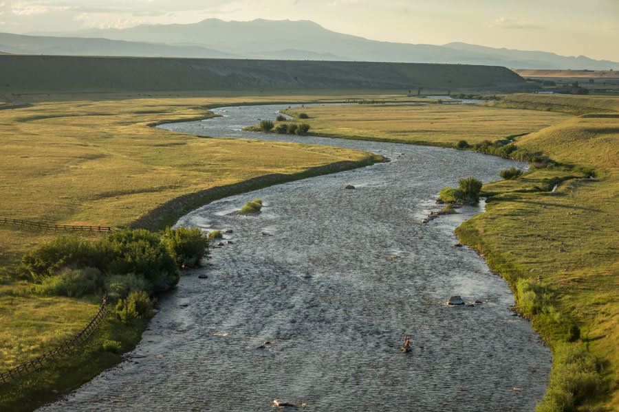 The Madison River is a National Treasure and all members of the public deserve equal access to recreate on it