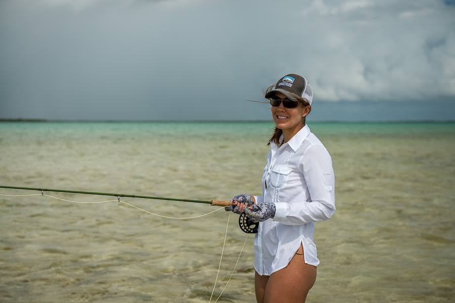 Photo essay the big bonefish of south andros island for Fly fishing bahamas