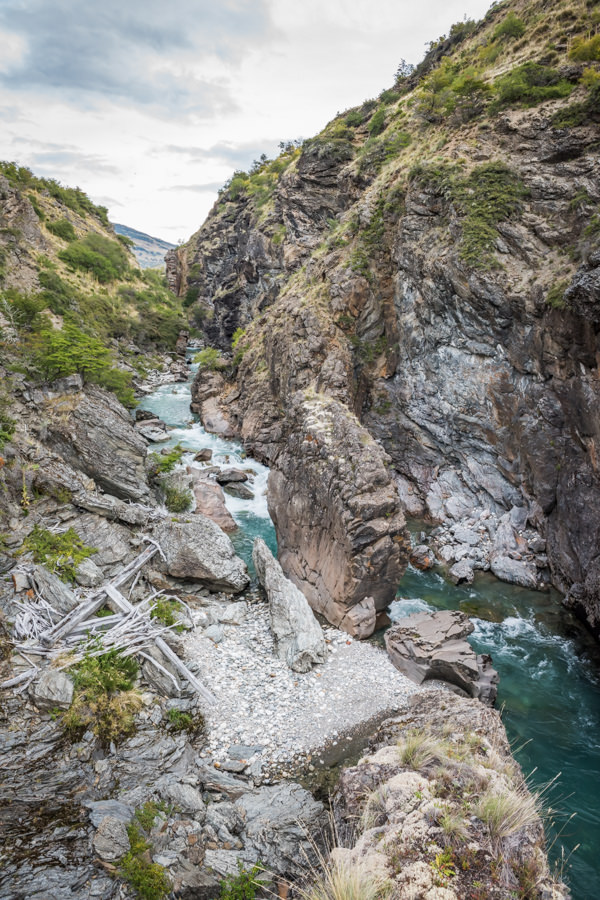 A hidden gem of a canyon where wild trout flourish