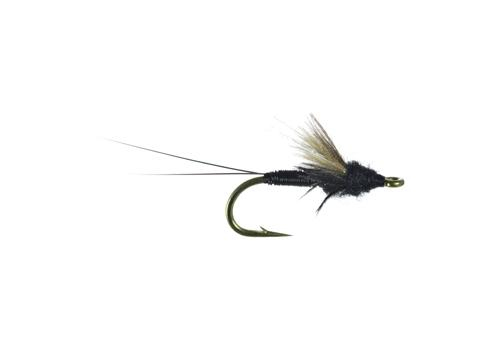 Craven's Juju Emerger Black