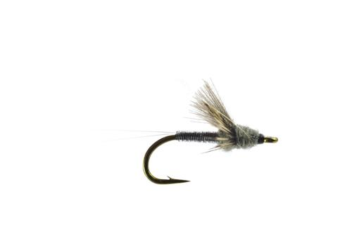Craven's Juju Emerger Gray