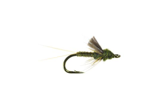 Craven's Juju Emerger Olive
