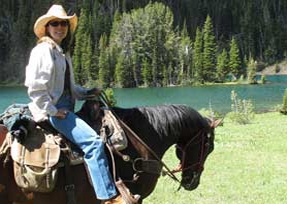 Ann McGeehan Montana Angler owner and business manager