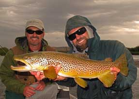 Brian McGeehan - owner Montana Angler Fly Fishing