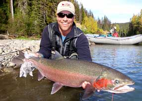 Hank Welles - General Manager Montana Angler Fly Fishing