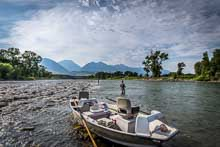 Montana fly fishing rivers